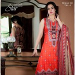 Star Krinkle Chiffon Lawn VOL.2 collection 2014 34