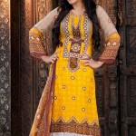 Star Krinkle Chiffon Lawn VOL.2 collection 2014 36