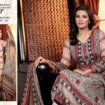 Star Krinkle Chiffon Lawn VOL.2 collection 2014 39