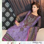 Star Krinkle Chiffon Lawn VOL.2 collection 2014 d