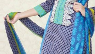 VS Textile Mills Designer Series Lawn VOL-2 Summer 2014. 1