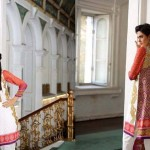 ZTM Embroidered Lawn Dresses 2014 For Women 1