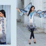 ZTM Embroidered Lawn Dresses 2014 For Women 4