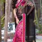 12014 trendy saree