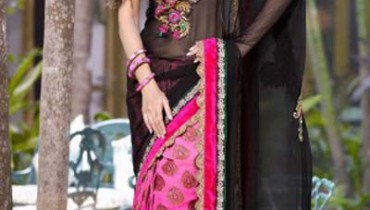 12014 trendy saree