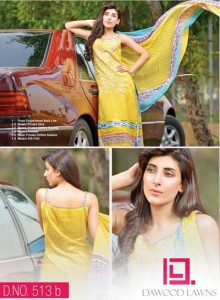 AYESHA SAMIA EMBROIDERED LAWN VOL. 2 1