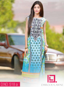 AYESHA SAMIA EMBROIDERED LAWN VOL. 2 9