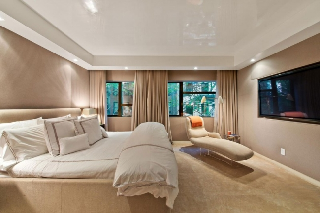 Advanced Bedroom Suggestions with A Artist Talent Design Arranged (9)