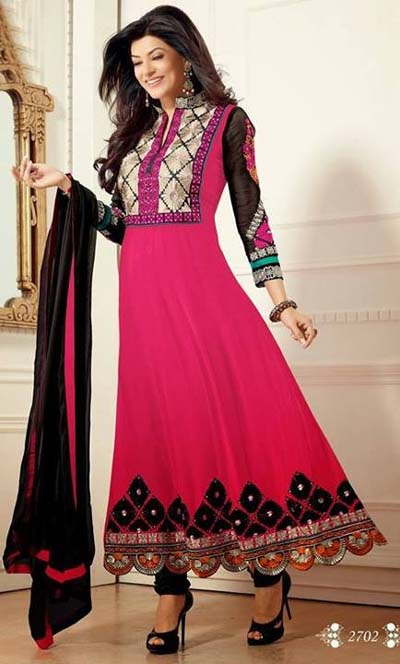 Anarkali Frocks Collection