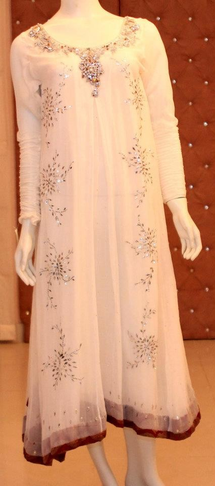 Ayesha Somaiya Gorgeous Eid Outfits Variety 2014 For Ladies (6)