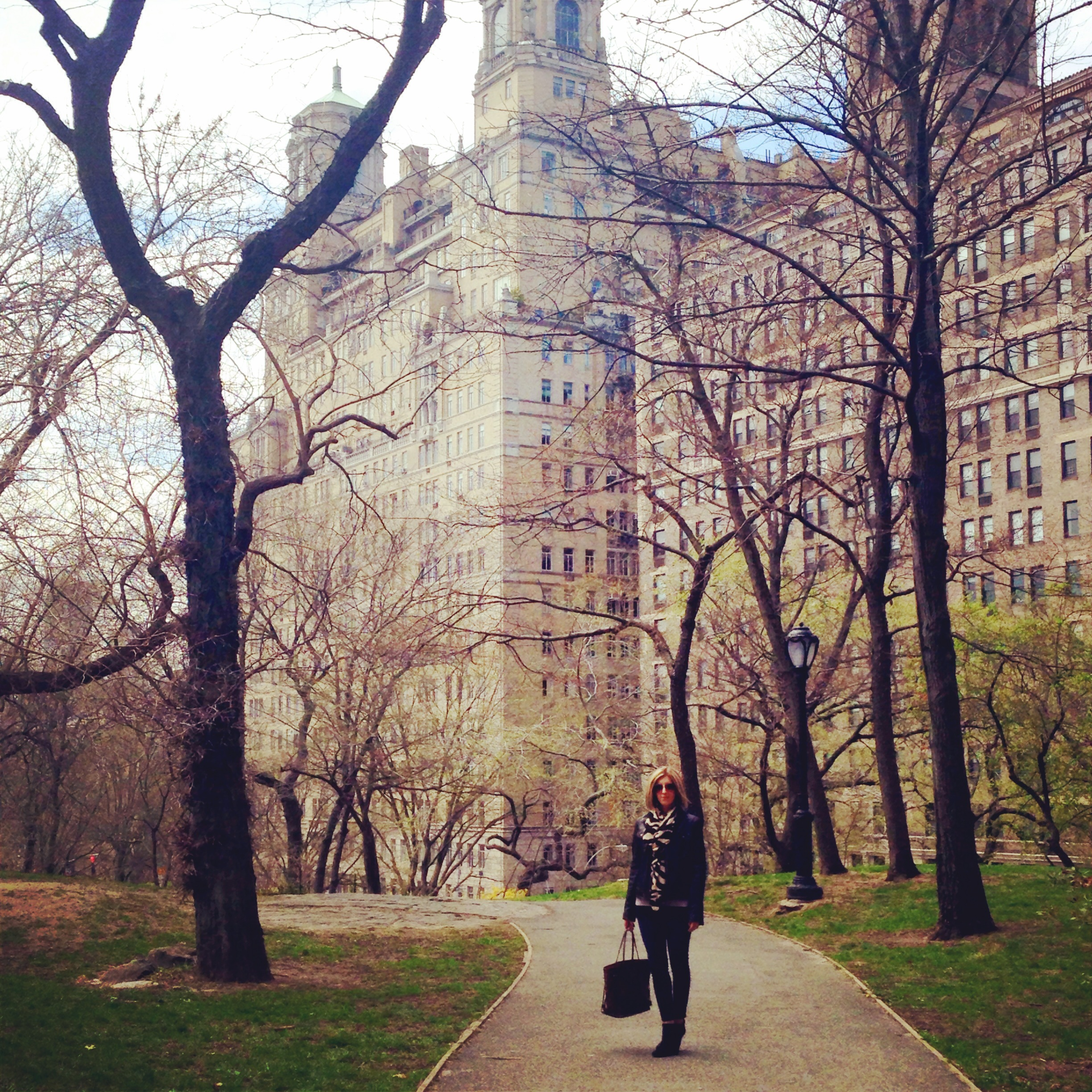 Beautiful Moments New York Scenes in Spring Time (3)