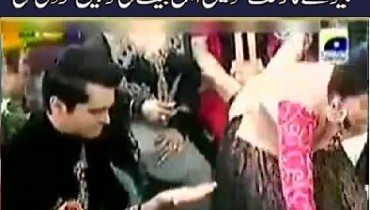 Blasphemy Attempt in Utho jago pakistan Morning show blunder