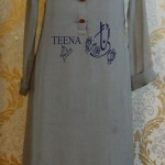 Casual Wear Teena by Hina Butt. collection 2014 2