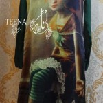 Casual Wear Teena by Hina Butt. collection 2014 4