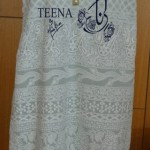 Casual Wear Teena by Hina Butt. collection 2014`3