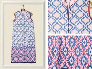 Cross Stitch Embroidered Lawn 2014 2
