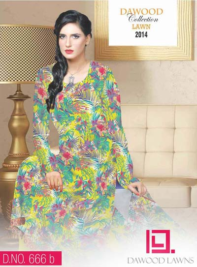 DAWOOD COLLECTION LAWN VOL. 2 15