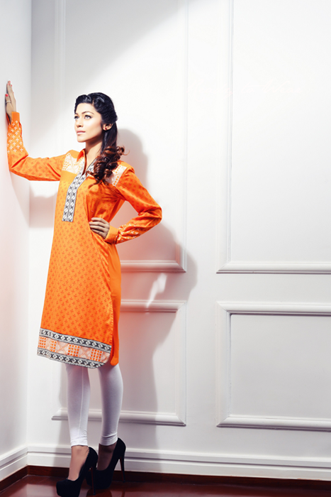 Eid Festival Summer Time 2014 Dresses By Origins (1)