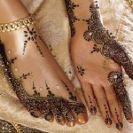 Engagement Mehndi Designs 2014 For Indian + Arabic + Pakistani Females (1)
