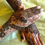 Engagement Mehndi Designs 2014 For Indian + Arabic + Pakistani Females (2)