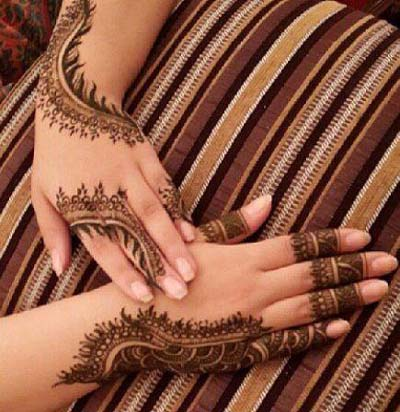 Engagement Mehndi Designs 2014 For Indian + Arabic + Pakistani Females (4)