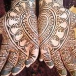 Engagement Mehndi Designs 2014 For Indian + Arabic + Pakistani Females (5)
