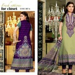 Exclusive Krinkle Chiffon vol-7 Set 2014 For Females By Ajwa (16)