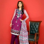 Ghani Textile Summer Dresses Collection Vol 6 2014 1