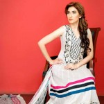 Ghani Textile Summer Dresses Collection Vol 6 2014 12
