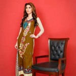 Ghani Textile Summer Dresses Collection Vol 6 2014 2