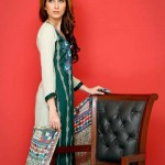 Ghani Textile Summer Dresses Collection Vol 6 2014 3