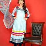 Ghani Textile Summer Dresses Collection Vol 6 2014 8