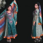 Ghani Textile summer dress collection 2014 12