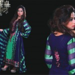 Ghani Textile summer dress collection 2014 6