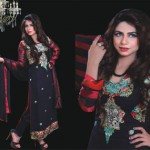 Ghani Textile summer dress collection 2014 8