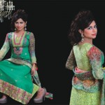 Ghani Textile summer dress collection 2014 9