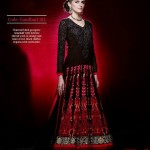 Gorgeous Semi Stiched Anarkali Collection 2014 9