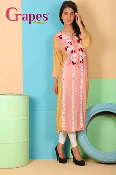Grapes The Brand New Summer Dresses Colletcion 2014 8