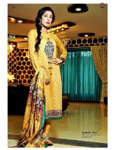Ittehad Rahat Summer Lawn Collection 2014 5
