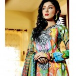 Ittehad Rahat Summer Lawn Collection 2014 6