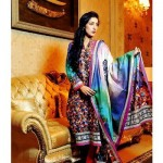 Ittehad Rahat Summer Lawn Collection 2014 8