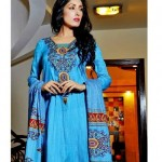 Ittehad Rahat Summer Lawn Collection 2014 9