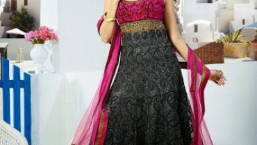 Karma - Designer Indian Fashion dress collection 2014 8