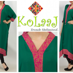 Kolaaj new summer dresses collection 2014 for women 3