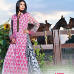 LIALI EMBROIDERED LAWN VOL. 2 BY DAWOOD 2014 21