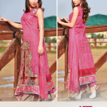 LIALI EMBROIDERED LAWN VOL. 2 BY DAWOOD 2014 4