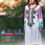 LIALI EMBROIDERED LAWN VOL. 2 BY DAWOOD 2014 6