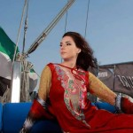 Ladies Summer Outfits 2014 by Shariq Textiles (3)