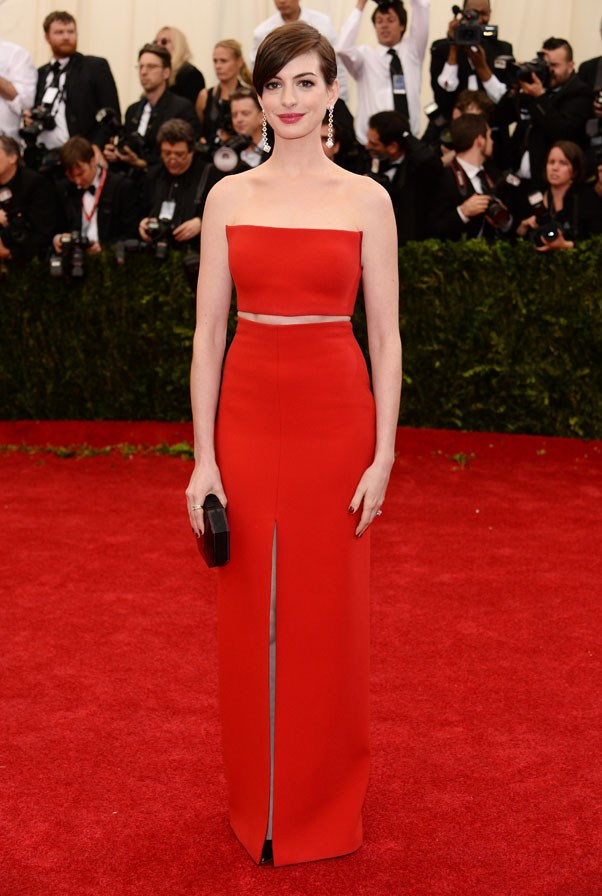 Latest Met Gala Red Carpet Fashion Style of Celebrities 2014 (1)