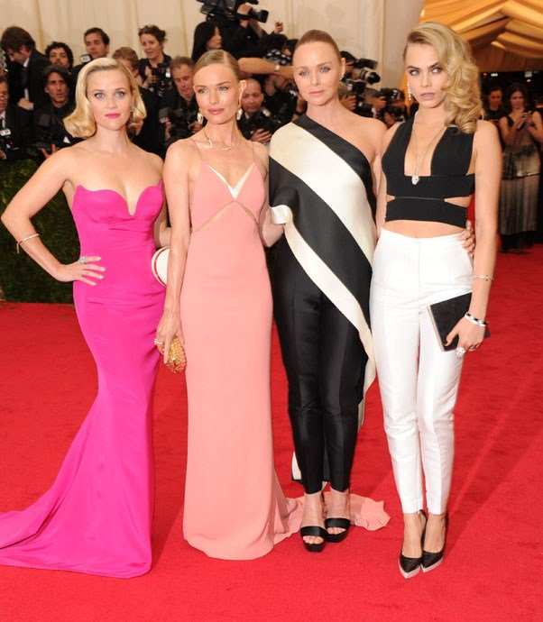 Latest Met Gala Red Carpet Fashion Style of Celebrities 2014 (2)